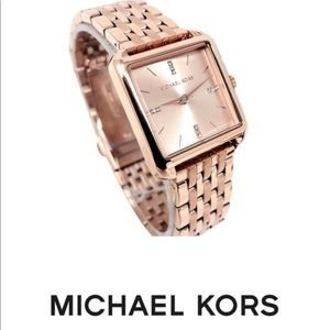 Michael Kors Drew Bracelet Watch NIB